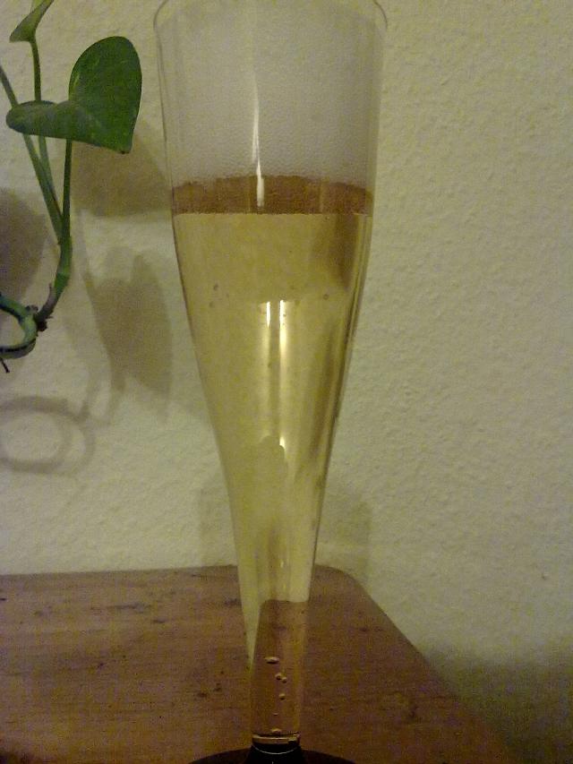 Bierglas Sektglas