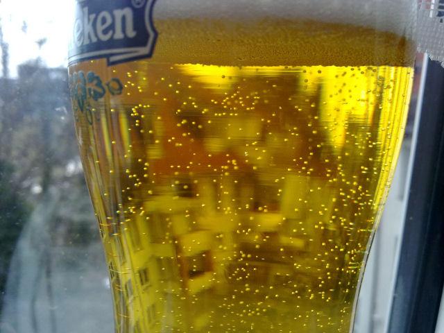 Bierglas Holsten alkoholfrei