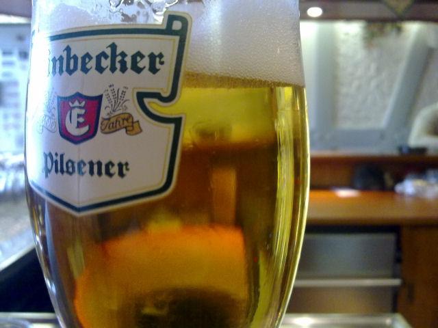 Bierglas Einbecker