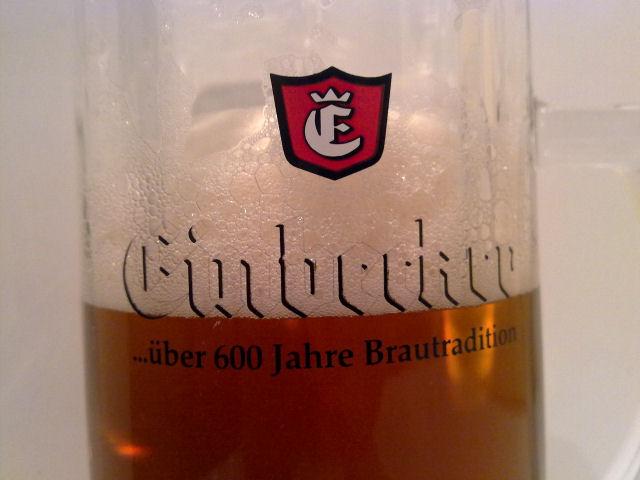 Bierglas Einbecker Mai Urbock