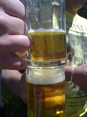 Bierglas Härke