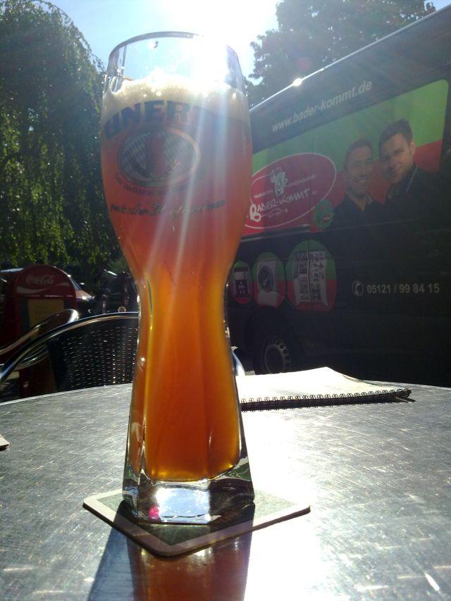 Bierglas Unertl
