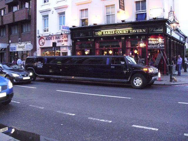Earls Court Tavern, London