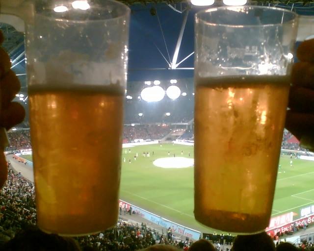 Bier im Becher, Hasseröder