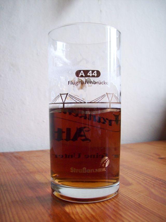 Bierglas Frankenheim Alt