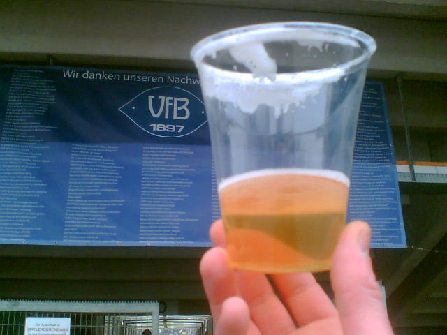 Bierbecher Veltins1 0,2l