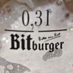 Füllstrich Bitburger