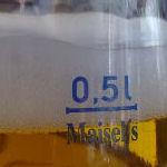Füllstrich Maisel's Weisse