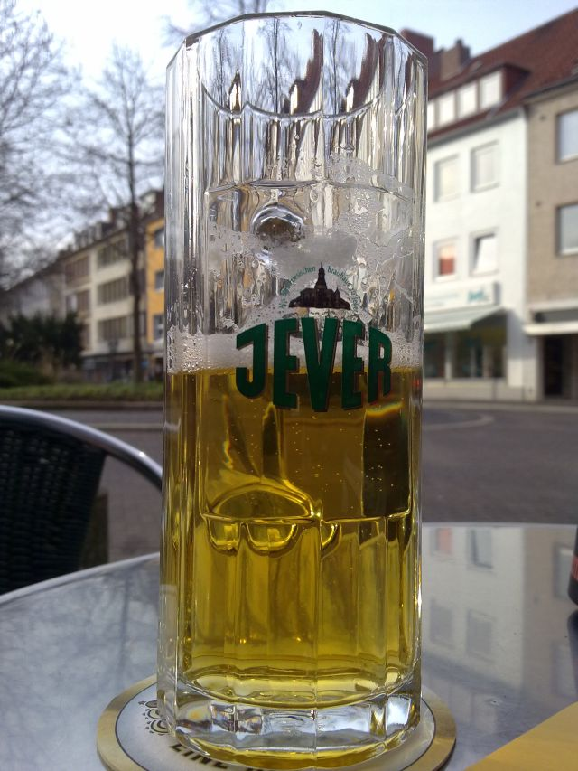 Bierglas Jever fun, 0,5l