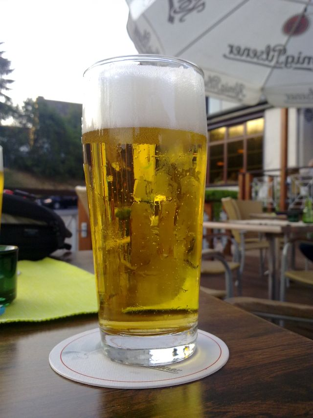 Bierglas, Willybecher König Pilsener
