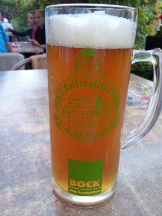Bierglas Gutsherren, Altes Bauhaus Fallersleben