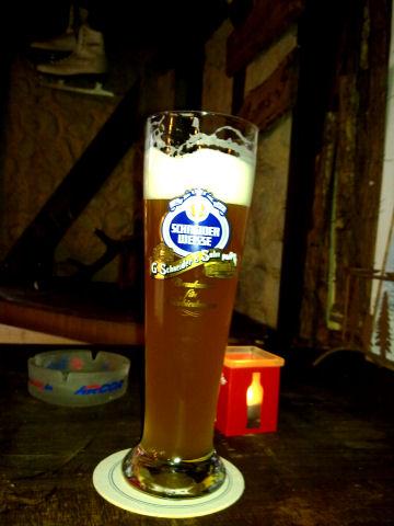 Bierglas Schneider Weisse exklusiv