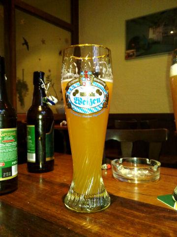 Bierglas Willbräu