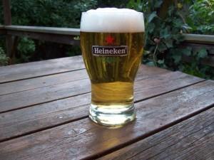 Bierglas Heineken Exklusiv