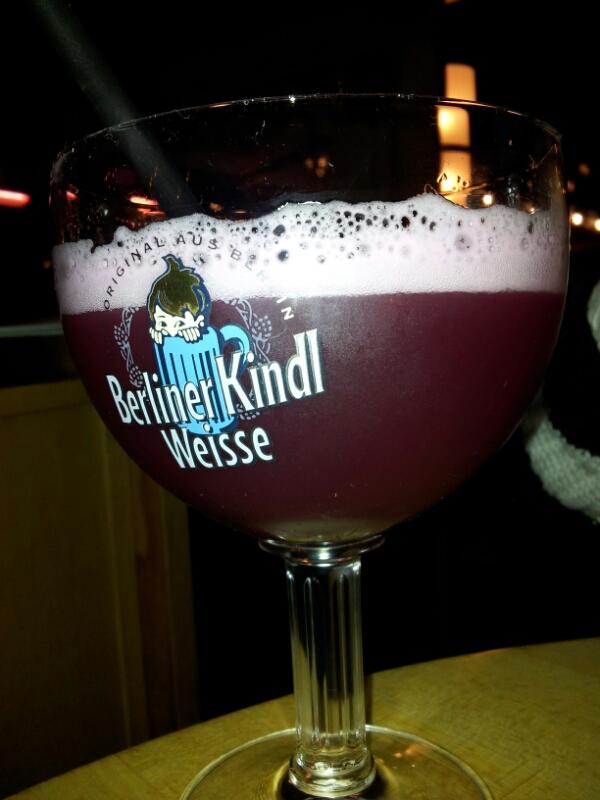 Bierglas Berliner Kindl, RC