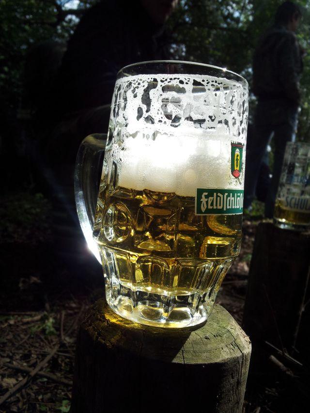 Bierglas Feldschlösschen, ARC