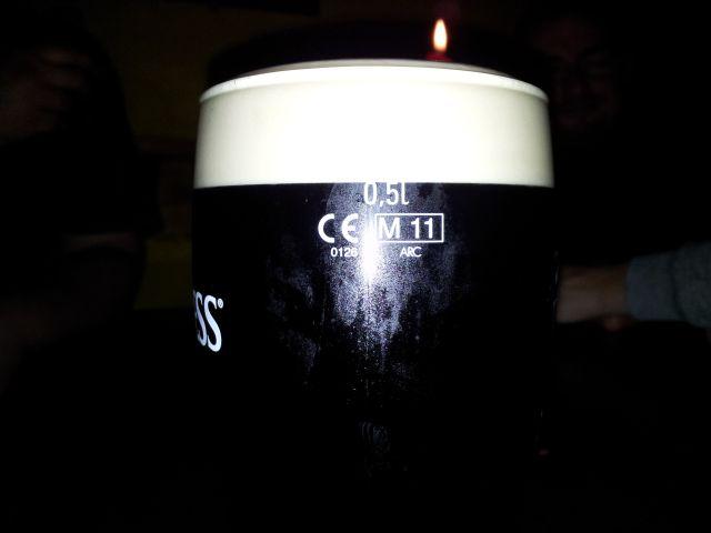 Füllstrich ARC, Newcastle Brown Ale