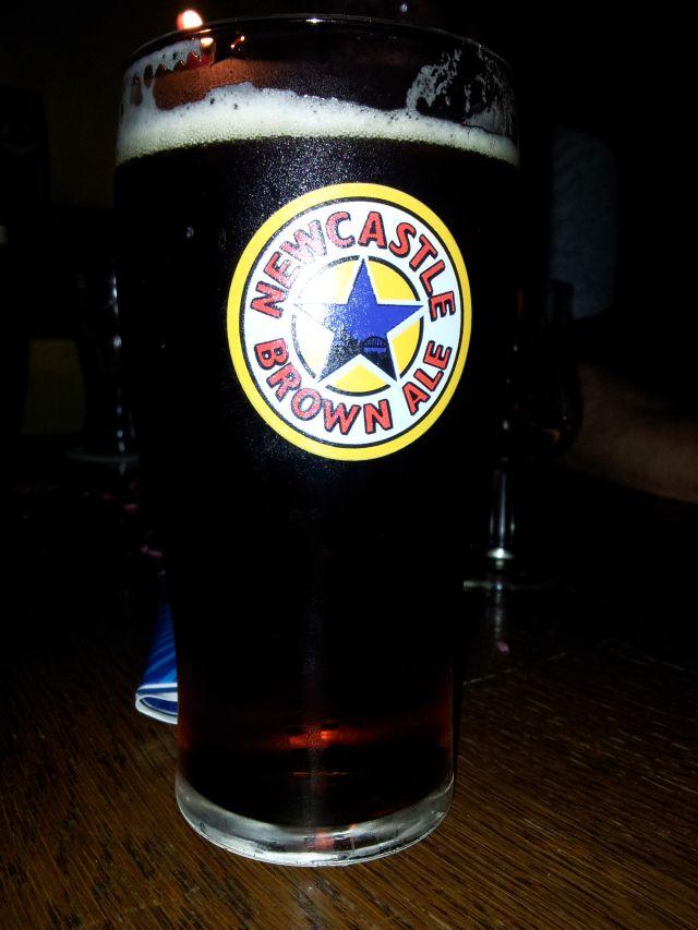 Bierglas Newcastle Brown Ale, ARC