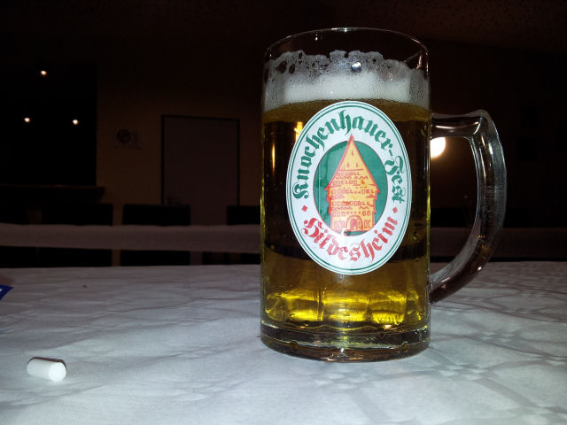 Bierglas Knochenhauer Fest, RastalBierglas Knochenhauer Fest, Rastal