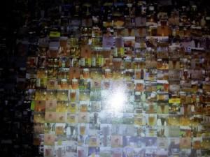 Bierglas Mosaik 2