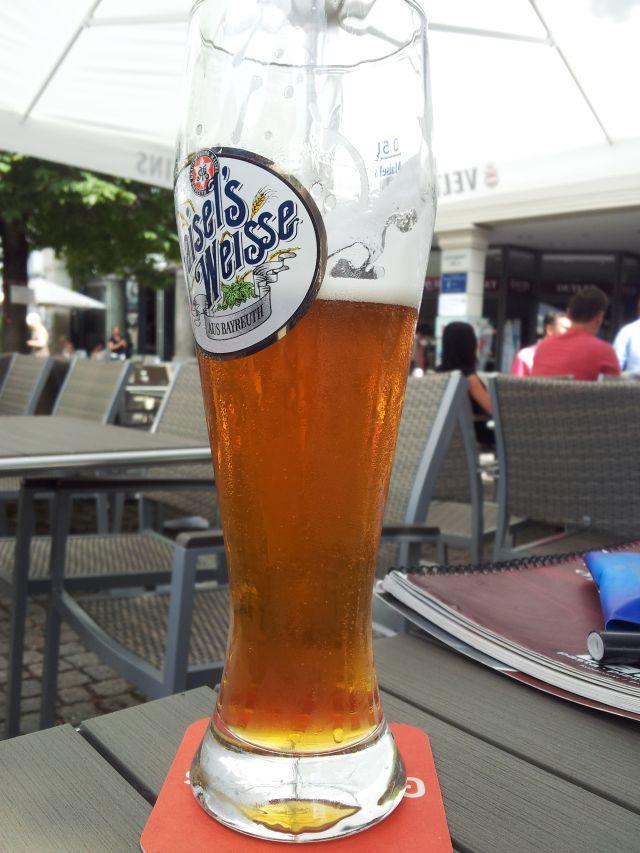 Bierglas Maisel's Weisse, Braunschweig