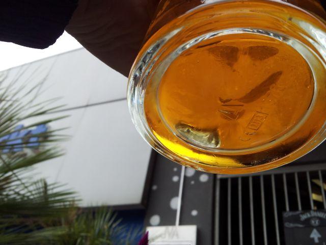 Bierglas Astra, JVA Reeperbahn, Boden Hersteller