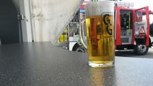 Bierglas Feuerwehr, GG