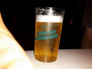 Bier im Becher: Einbecker