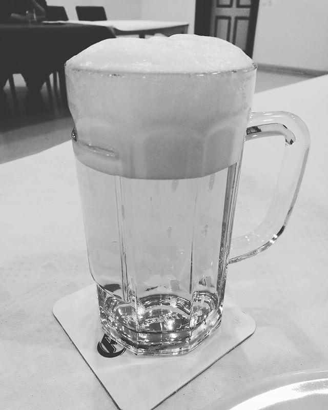 Weil ich es machen soll.  #bierglas #sahm #bier