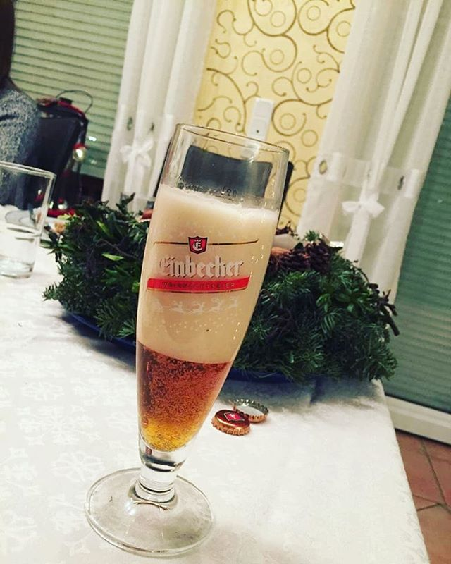 Ein schönes #bierglas von Sarah. Danke schön! #bier #Einbecker #dahabeichaktiendran