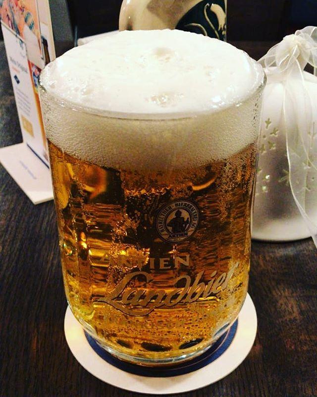 #bierglas #bier Aktien Landbier. Danke Kevin! #bayreuther #bierbrauerei #franken