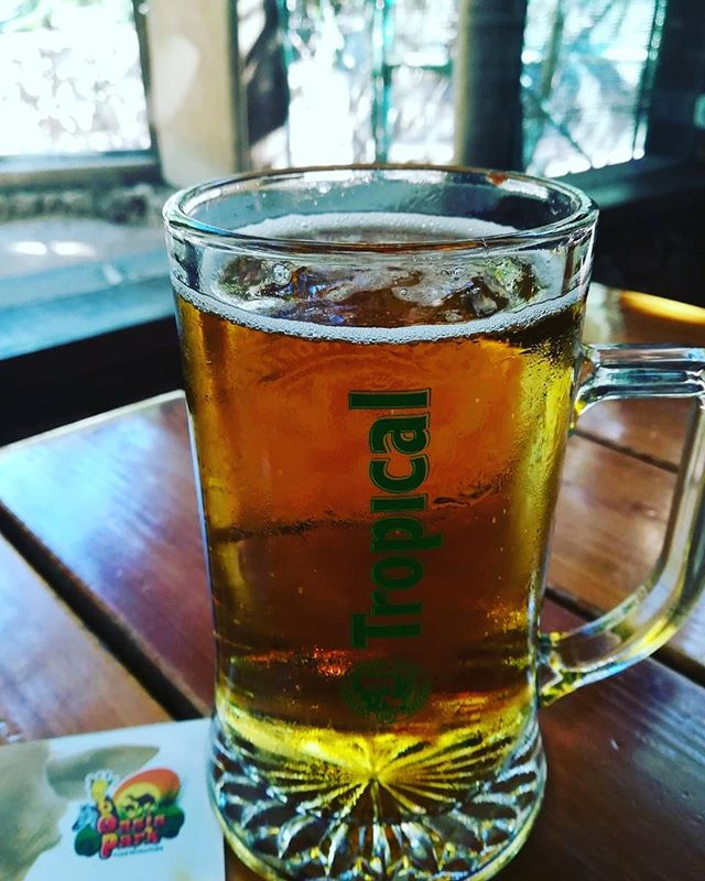 bereits bei Bierglasblog.de http://bierglasblog.de/bierglaeser-von-den-kanarischen-inseln/ #Tropical #Bierglas von den kanarischen Inseln. #Fuerteventura #bier #beer #carnaryislands