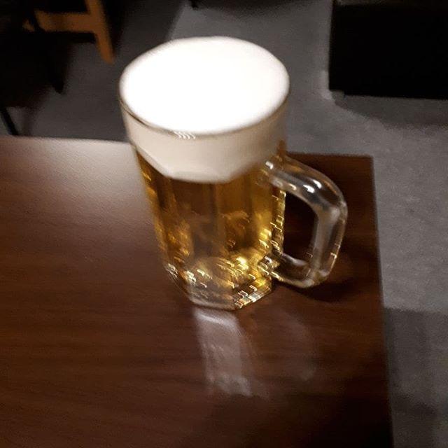 Von Friedhold. Sein Feierabendbier. - Danke. #bier #bierglas #feierabend