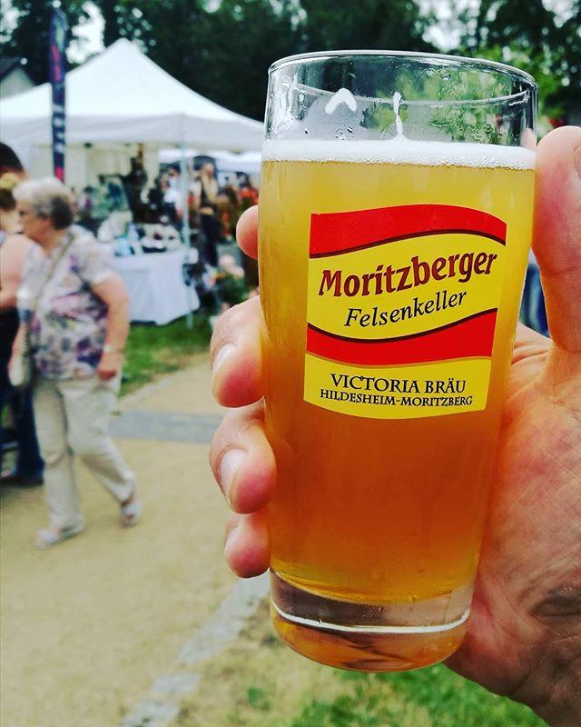 #bier #bierglas #moritzberger aus #hildesheim // #magdalenenfest