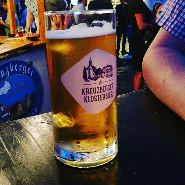 #kreuzberger #bier aus wer_weiss_woher. #bierglas
