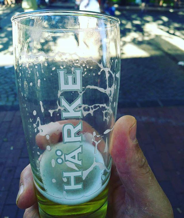 #bier #bierglas #härke von #sahm. Beim Peiner #Freischiessen.