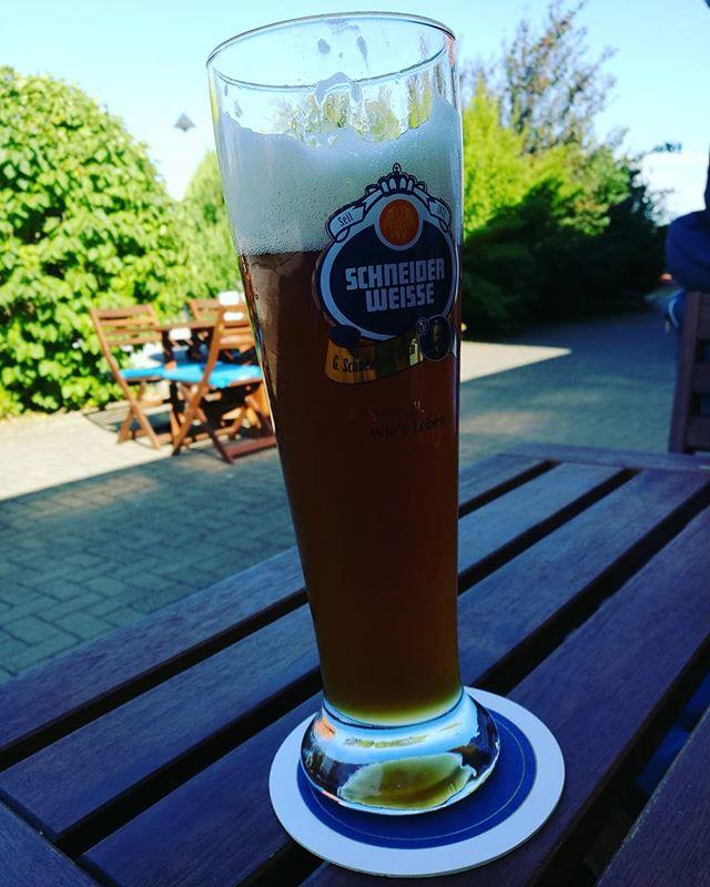 #Schneider #Weisse, Liekefett's Wirtschaft in #bettrum. Das #bierglas ist von #sahm