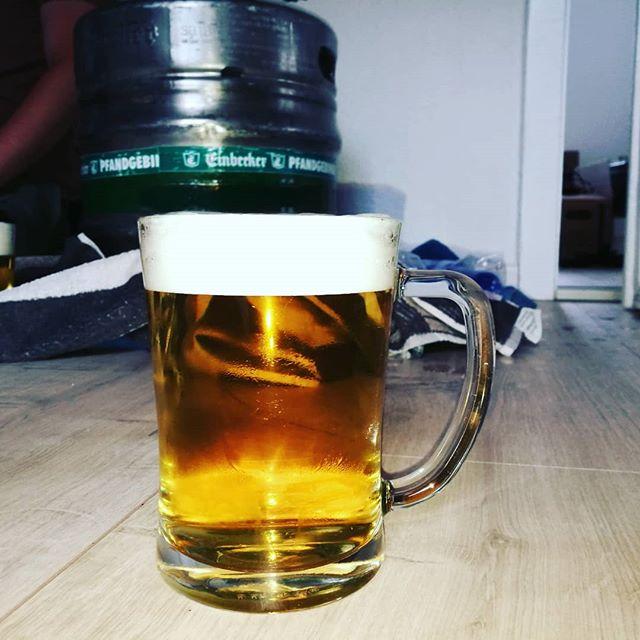 #bier #bierglas #ikea #einbecker // da habe ich Aktien dran.