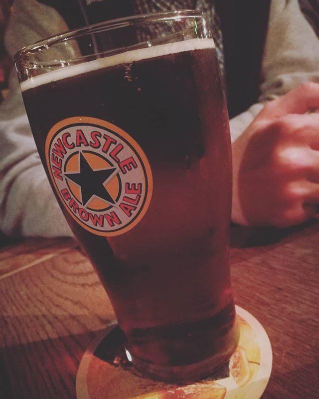 #newcastle #brown #ale. Im #bierglas von #rastal mhhhhh #bier #beer #beerart